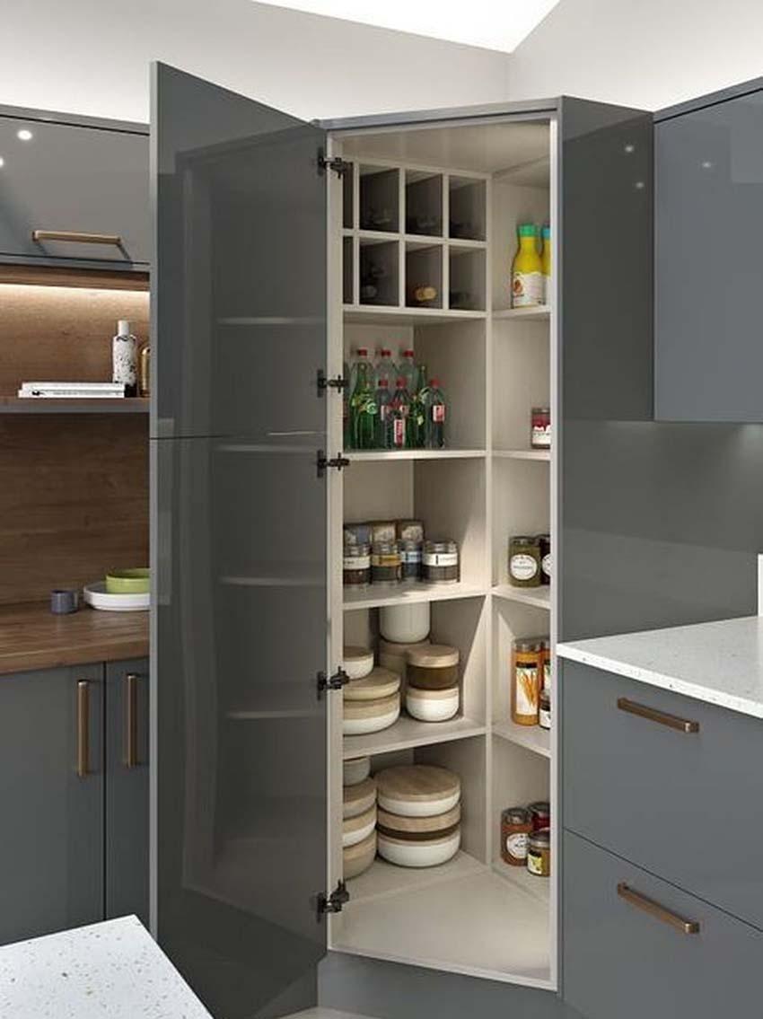 KITCHENS + TRICKY CORNER CUPBOARDS   The Home Studio   Interior ...